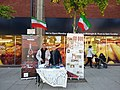 Iran 1988 massacre protest in Finchley, London 04.jpg