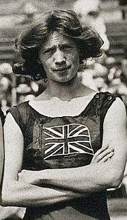 Irene Steer British swimmer, Olympic gold medallist, former world record-holder