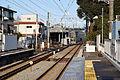 Iriuda station NO2.jpg