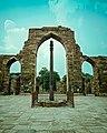 Iron Pillar of Delhi-Q543419N -Mehrauli -Delhi -DL-161.jpg