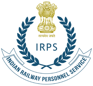 Indian Railway Personnel Service - Image: Irps logo new