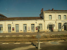 Image illustrative de l'article Gare d'Is-sur-Tille
