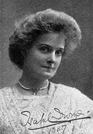 Isabel Irving - Isabel Irving, ca. 1907
