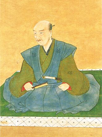 Ishida Mitsunari - Ishida Mitsunari, depicted in a portrait.
