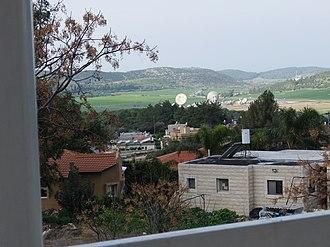 Aviezer - Image: Israeli Moshav, Aviezer, in the Elah Valley, Jan 2015