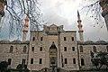 Istanbul - Mesquita de Solimà - Porta de Muvakkithane.JPG