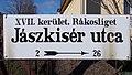Jászkisér utca, tábla, 2019 Rákoscsaba-Újtelep.jpg