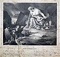 J.N.Ludwig, Die Lore-Ley, Lithographie, nach Begas d. Ä, D1597.jpg