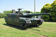 JGSDF Type10 tank 20120527-08