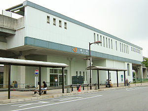 JR Central of Taketoyo Line in Ogawa Station.jpg