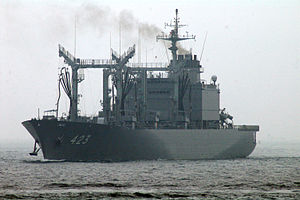 JS Tokiwa at SDF Fleet Review 2006, -29 Oct. a.jpg