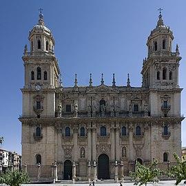 98c28ea31 Catedral de la Asunción de Jaén - Wikipedia, la enciclopedia libre