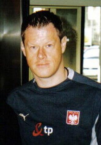 Jacek Krzynówek - Krzynówek with Poland in 2007