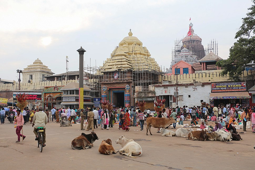 Jagannath Temple, Puri 01