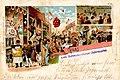 Jahrmarkt in Lorenzkirch im Jahr 1900.jpg