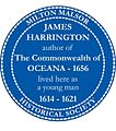 James Harrington Blue Plaque 1.jpg