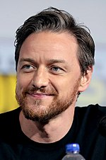 James McAvoy James McAvoy by Gage Skidmore 2.jpg
