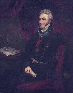 James mcgrigor, 1st bt (1771 1858), follower of john jackson
