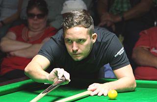 Jamie Jones (snooker player) Welsh snooker player