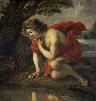 Jan Cossiers - Narcissus