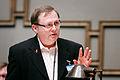 Jan Lindholm (mp) talar vid Nordiska Radets session i Helsingfors 2008-10-28.jpg