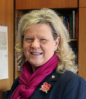 Janice Charette - Charette in 2017