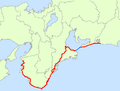 Japan National Route 42 Map.png