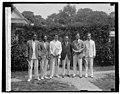 Japanese & American Davis Cup teams, 5-24-29 LCCN2016843854.jpg