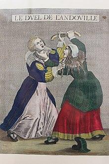Jasper Isaac - Le Duel de l'andouille - 9 octobre 1634.jpg