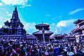 Jatra at basantapur Kathmandu.jpg