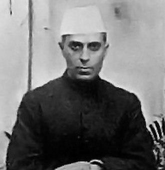Indian provincial elections, 1937 - Image: Jawaharlal Nehru