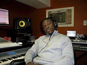 Jay Q - Jay Q in Studio