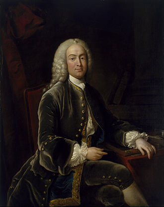 William Murray, 1st Earl of Mansfield - Portrait of Mansfield by Jean-Baptiste van Loo