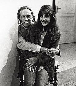Jean-Louis Trintignant et Marie Trintignant 1979.jpg