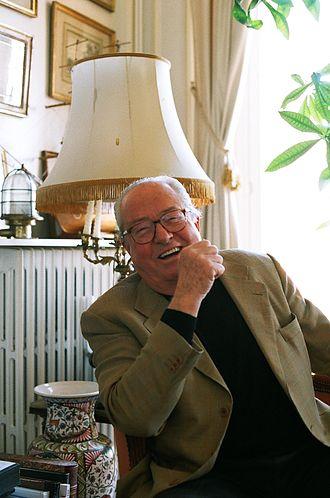 Jean-Marie Le Pen - Jean-Marie Le Pen, November 2005
