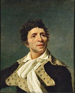 Jean paul marat portre