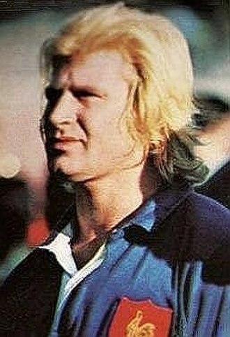 Jean-Pierre Rives - Jean-Pierre Rives in 1981