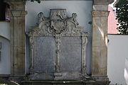 Jelenia Góra Cmentarz wokół Kościoła Łaski (5).JPG