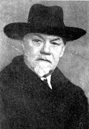 Jens Thiis - Jens Thiis  (date unknown)