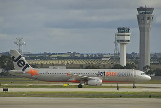 Jetstar Airways - Airbus A321-200 at Melbourne Airport