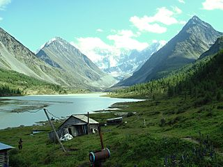 District in Altai Republic, Russia