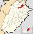 Jhelum District, Punjab, Pakistan.png