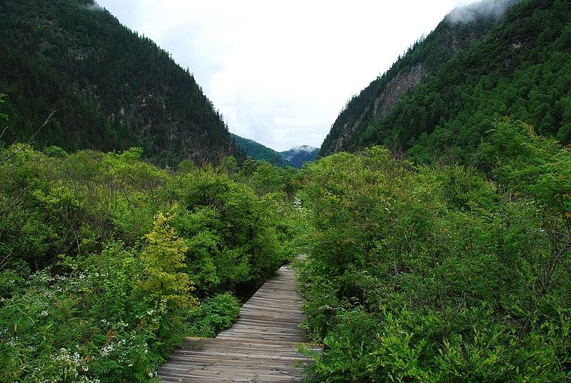 File:Jiuzhaigou, Aba, Sichuan, China - panoramio (15).jpg