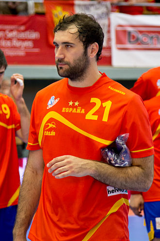 Joan Cañellas - Cañellas with Spain in 2013