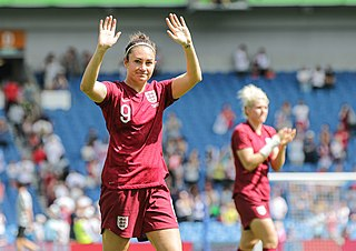 Jodie Taylor English association football player