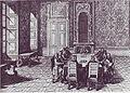 Johann Bathasar Probst Eugen von Savoyen Belvedere after Salomon Kleiner.jpg