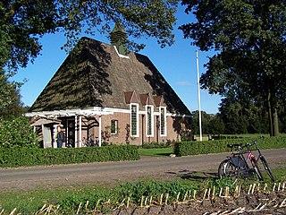 Twekkelo Hamlet in Overijssel, Netherlands