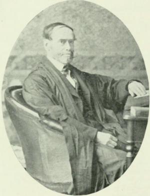 Brenton Halliburton - John C. Halliburton (1801-1884) - challenged Howe to a duel to defend his father's reputation