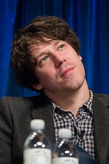 John Gallagher, Jr. at PaleyFest 2013.jpg
