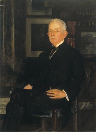 John J. Albright - Image: John J. Albright Portrait